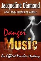 Omslag Danger Music: An Offbeat Murder Mystery