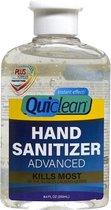250ml Desinfecterende handgel - 70% Alcohol Quiclean