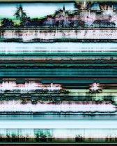 Komar Miami Radio Vlies Fotobehang 200x250cm 2-banen