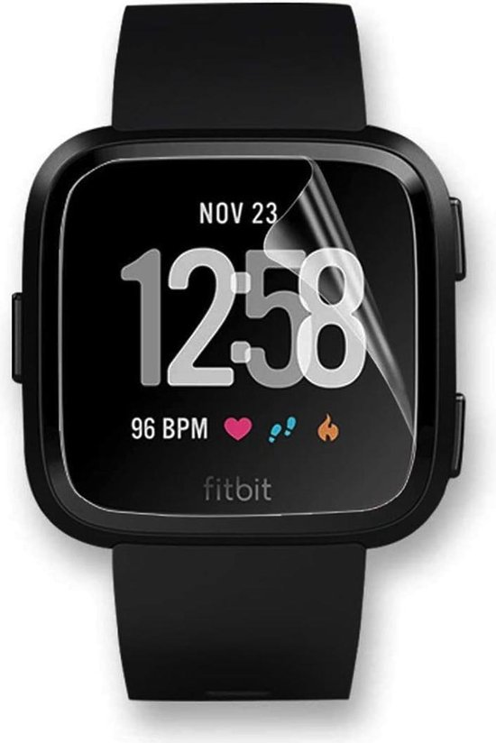 Screenprotectors Set geschikt voor de Fitbit Versa 2 - 3 stuks