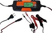 Smart acculader druppellader -12 volt & 6 volt - Acculader voor Auto Motor Scooter Camper Boot - Battery charger