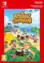 Cover van de game Animal Crossing: New Horizons - Nintendo Switch Download