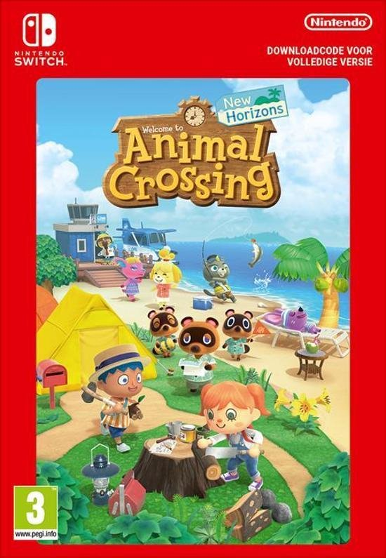 Afbeelding van Animal Crossing: New Horizons - Nintendo Switch Download