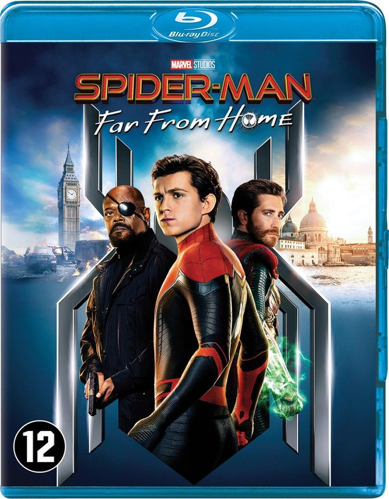 Afbeelding van Spider-Man: Far From Home (Blu-ray)