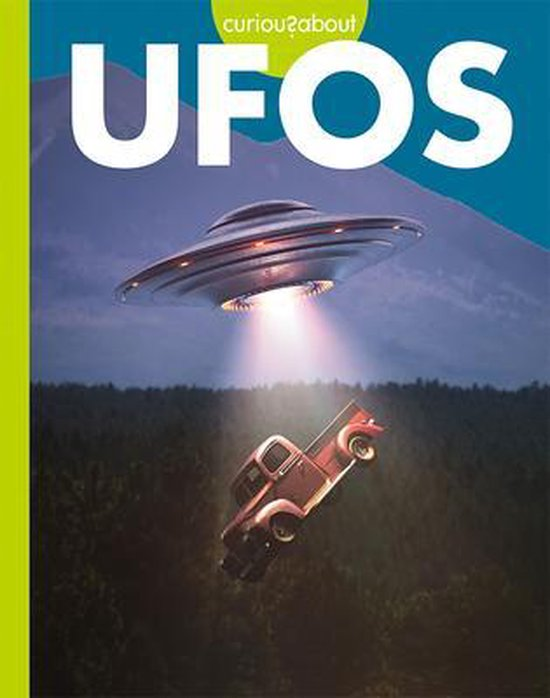 Boek cover Curious about UFOs van Gillia M Olson (Paperback)