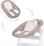 Hauck Alpha Bouncer 2 in 1 Wipstoel - Stretch Beige