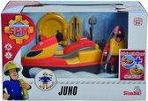 Brandweerman Sam - Juno - Jet Ski voertuig
