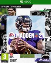 Madden NFL 21 - Xbox One & Xbox Series X