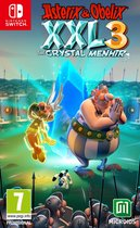 Asterix & Obelix XXL 3: The Crystal Menhir - Switch