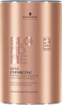 Schwarzkopf Blond Me Premium Lift 9+ - Blondeerpoeder - 450 gr