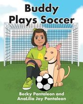 Buddy Plays Soccer