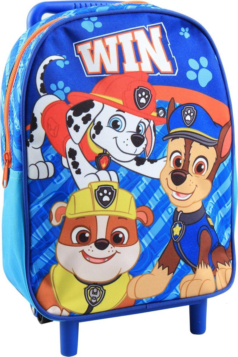 PAW PATROL Kinder Trolley Koffer Logeren Vakantie kopen