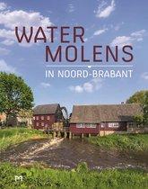 Watermolens in Noord-Brabant