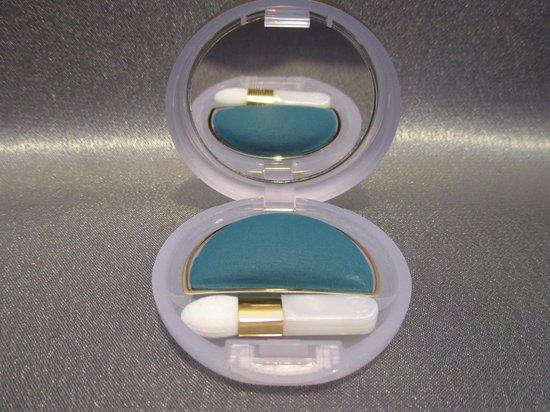 Collistar Double Effect Wet & Dry Eyeshadow - 25 Lagoon- Oogschaduw