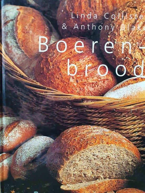 Boek cover Boerenbrood van Linda Collister (Hardcover)