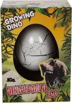 Dinoworld Groei-ei Dinosaurus 6 Cm