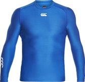 Canterbury Thermoreg LS Top - Thermoshirt - kobalt blauw - XXL