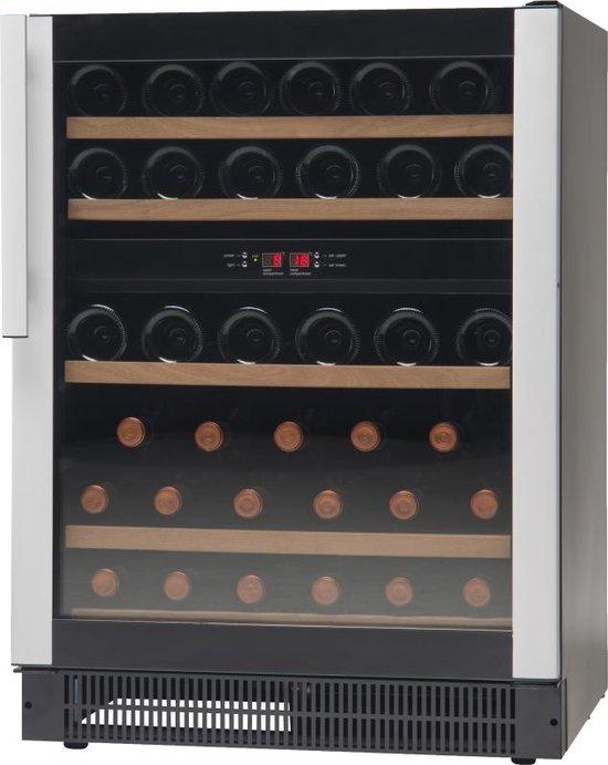 Koelkast: Vestfrost Solutions WB45A - Wijnkoelkast - 45 flessen, van het merk vestfros