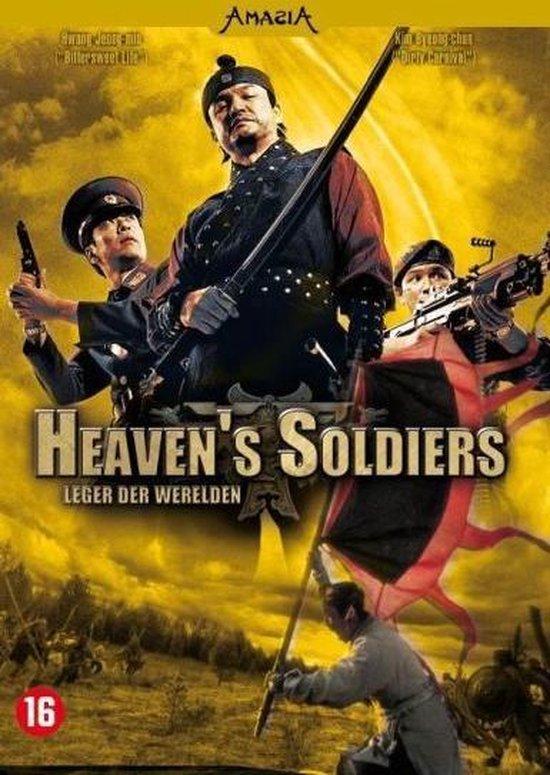 Cover van de film 'Heaven´s Soldiers'