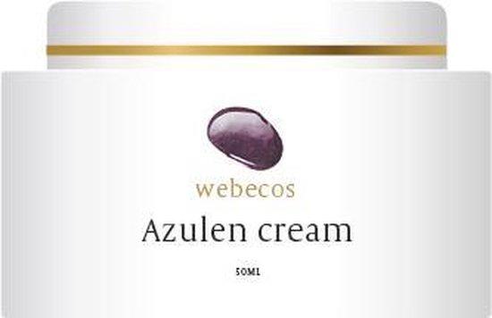 Azulen 24 uur crème - Webecos