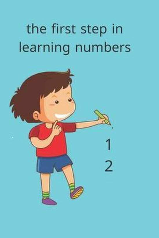 The first step in learning numbers