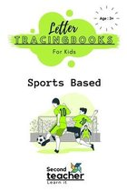 Sports Based Letter Tracing Book for Kids