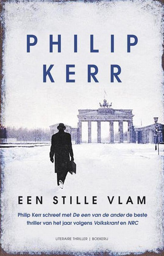 Een Stille Vlam - Philip Kerr | Readingchampions.org.uk