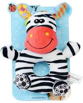 Baby rammelaar  Zebra rammelaar collectie   Zebra knuffel   Baby gift