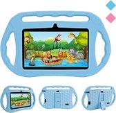 Kindertablet - tablet 7 inch - 16 GB - Inclusief kinderhorloge - Blauw