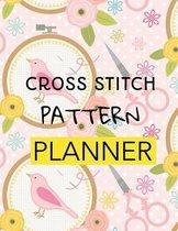 Cross Stitch Pattern Planner
