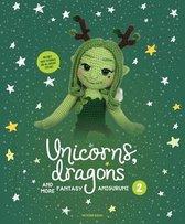 Unicorns, Dragons and More Fantasy Amigurumi 2, Volume 2