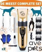 Complete Hondentondeuse set - Draadloos - Hond/Kat - Trimmer - Dieren Verzorging