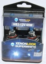 Xenonlook Super White HB3 4300K 55w