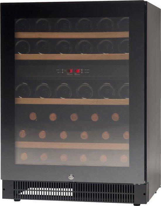 Koelkast: Vestfrost Solutions WFGB45A - Wijnkoelkast - 44 flessen, van het merk vestfros