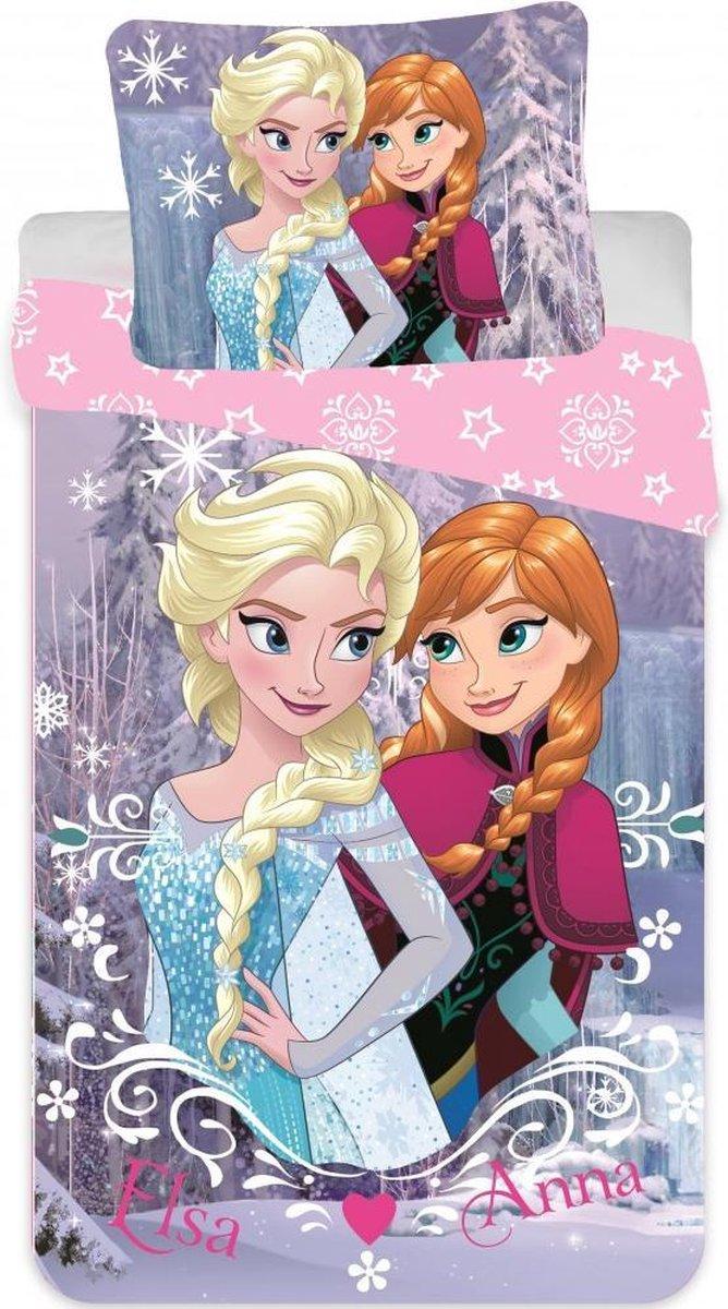 Disney Frozen Child Bedlinen (small) 90×140 cm, 40×55 cm kopen