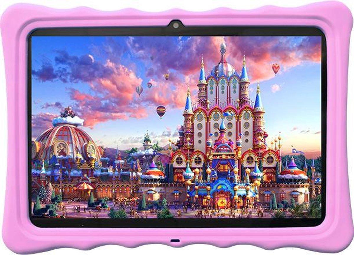 Kindertablet – tablet 10.1 inch – 16 GB – Roze