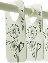 Onaroo – maathangers – baby accessoire – babykamer – maat 50 tm 92 – 7 stuks – LEVI