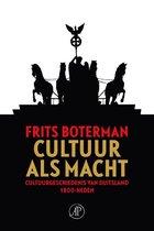 Cultuur als macht. Cultuurgeschiedenis van Duitsland 1800-heden