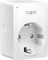 TP-Link Tapo P100 - Slimme stekker - 4 stuks