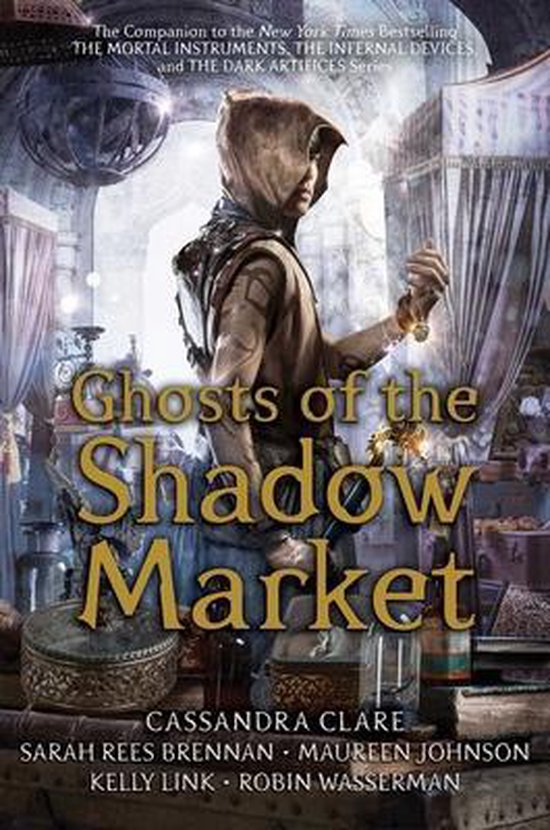 Boek cover Ghosts of the Shadow Market van Simon and Schuster (Paperback)