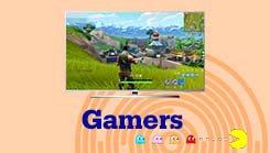 Gaming TV's