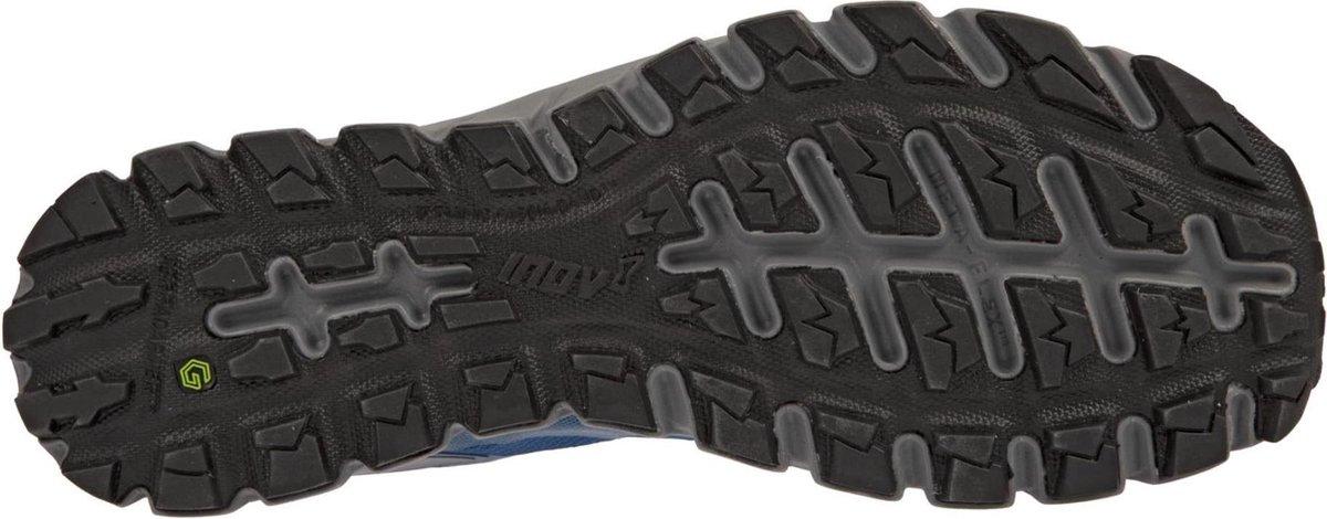 Inov-8 Trailrunningschoenen Terra Ultra G 260 Heren Grijs/blauw Mt 42 Sportschoenen