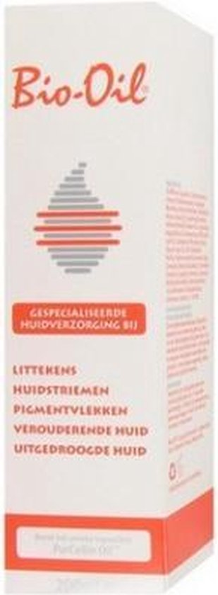 Bio Oil Huidverzorgingsolie - 200 ml