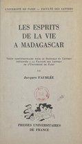 Les esprits de la vie à Madagascar