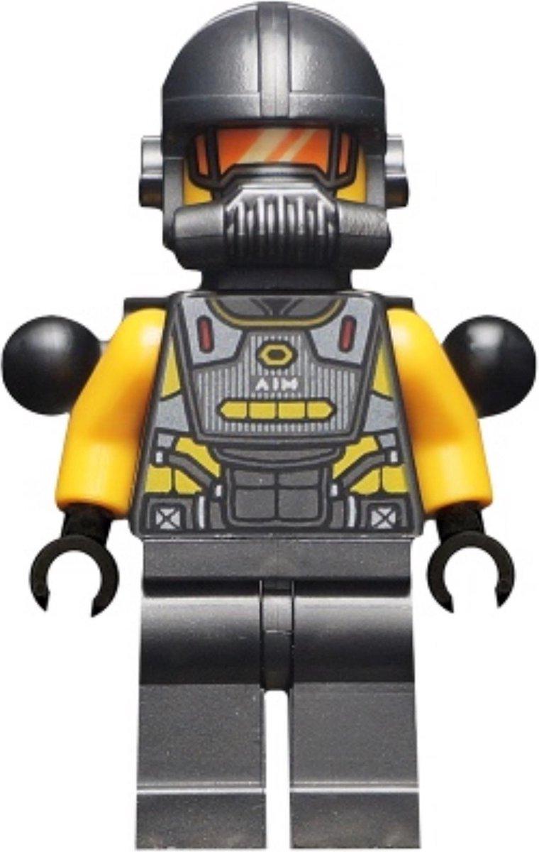 LEGO Super Heroes AIM Agent minifiguur SH628