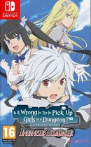 Is It Wrong To Try To Pick Up Girls In A Dungeon? - Infinite Combate (Nintendo Switch)
