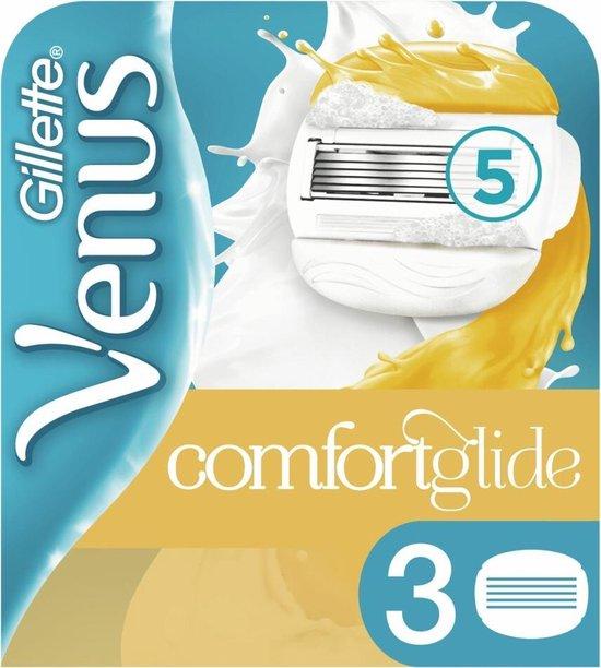 Gillette Venus & Olaz ComfortGlide Scheermesjes- 3 stuks