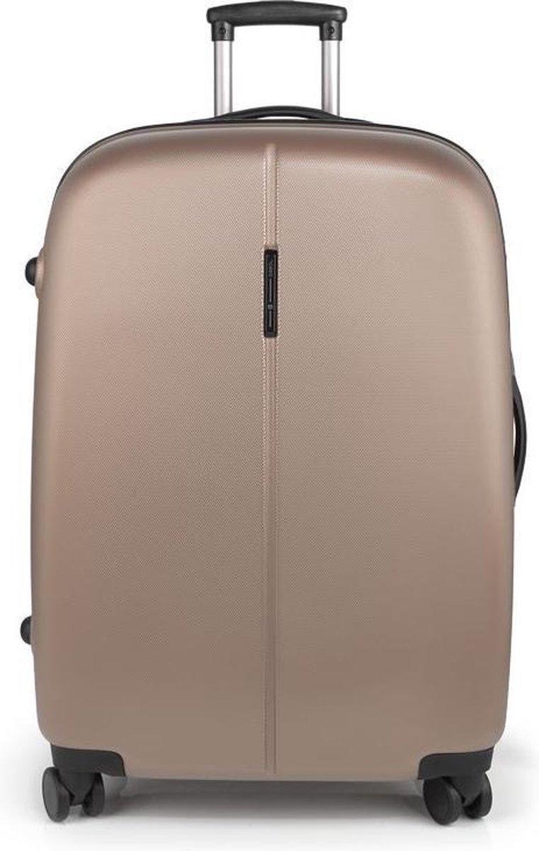 Gabol Paradise Koffer  - Large 77cm - Beige Goud kopen