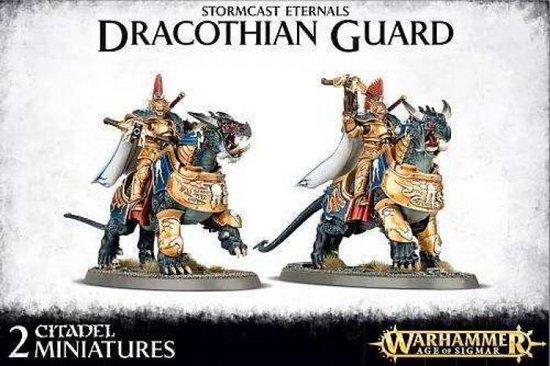 Afbeelding van het spel Age of Sigmar Stormcast Eternals Dracothian Guard