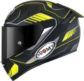 Suomy SR-GP Gamma Matt Yellow Full Face Helmet XL